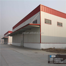 layer egg and broiler design light steel frame chicken farm shed