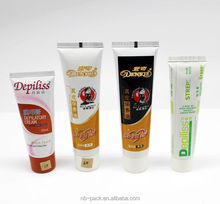 manufacturer direct ABL Empty cosmetic tube for hand cream