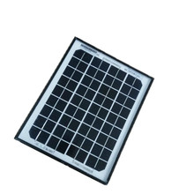 Factory direct supply Small Solar Panel 5w 12v Solar Panel Low Price Mini Solar Panel