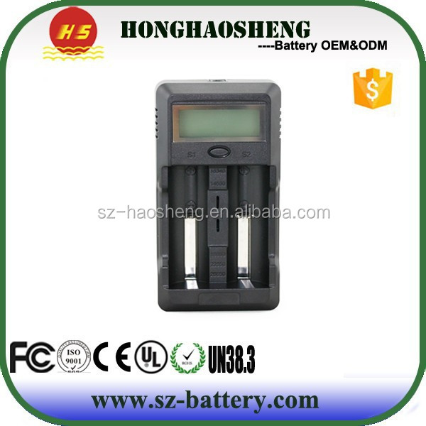 HHS hot selling 3.7v Battery Charger N2 Battery Charger 12v Rechargeable Battery Charger