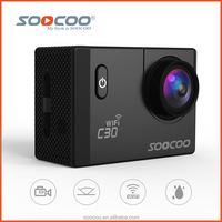 2.0 Inch Ultra HD 20MP SOOCOO 4K Wireless Mini Action Camera SOOCOO C30