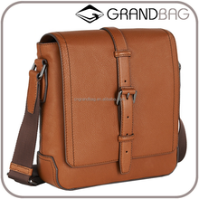 wholesale mens vintage leather clutch bag mens genuine leather messenger bag weekend bag
