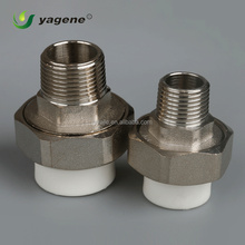 factory plastic copper fitting ppr adapters for ppr bathroom plumbing