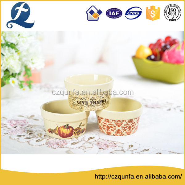 China tableware manufacturers ceramic hand painted dinner soup bowl sets