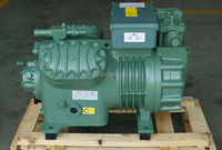 11kw 15hp YEMOO semi hermetic bitzer air conditioning compressor with spare parts