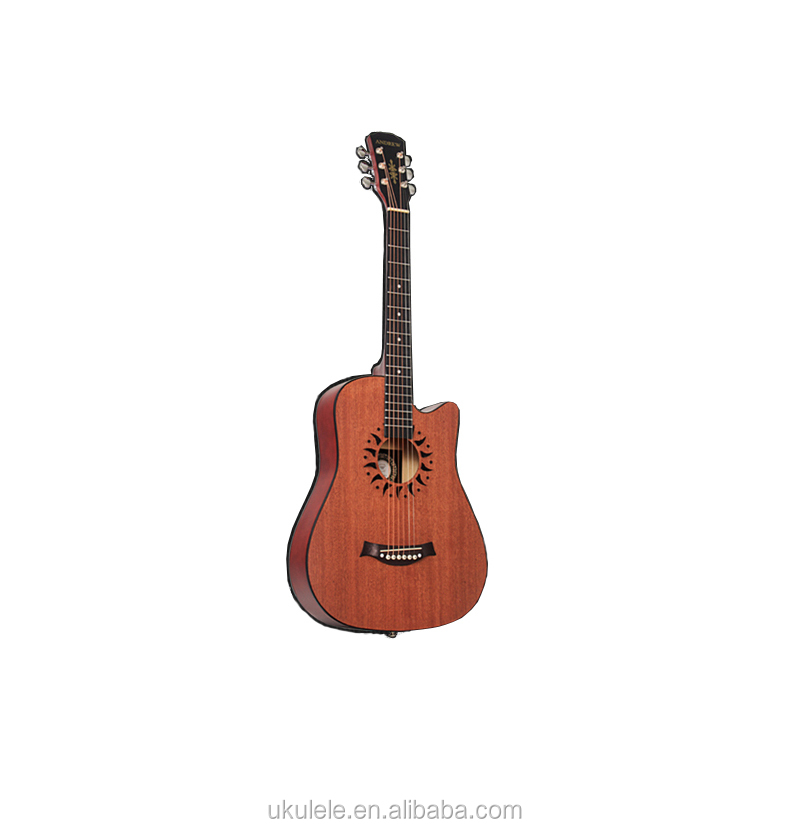 Cool Style China 38 inch Cutaway Folk Guitar