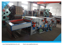 High output new type textile fiber opening/tearing machine