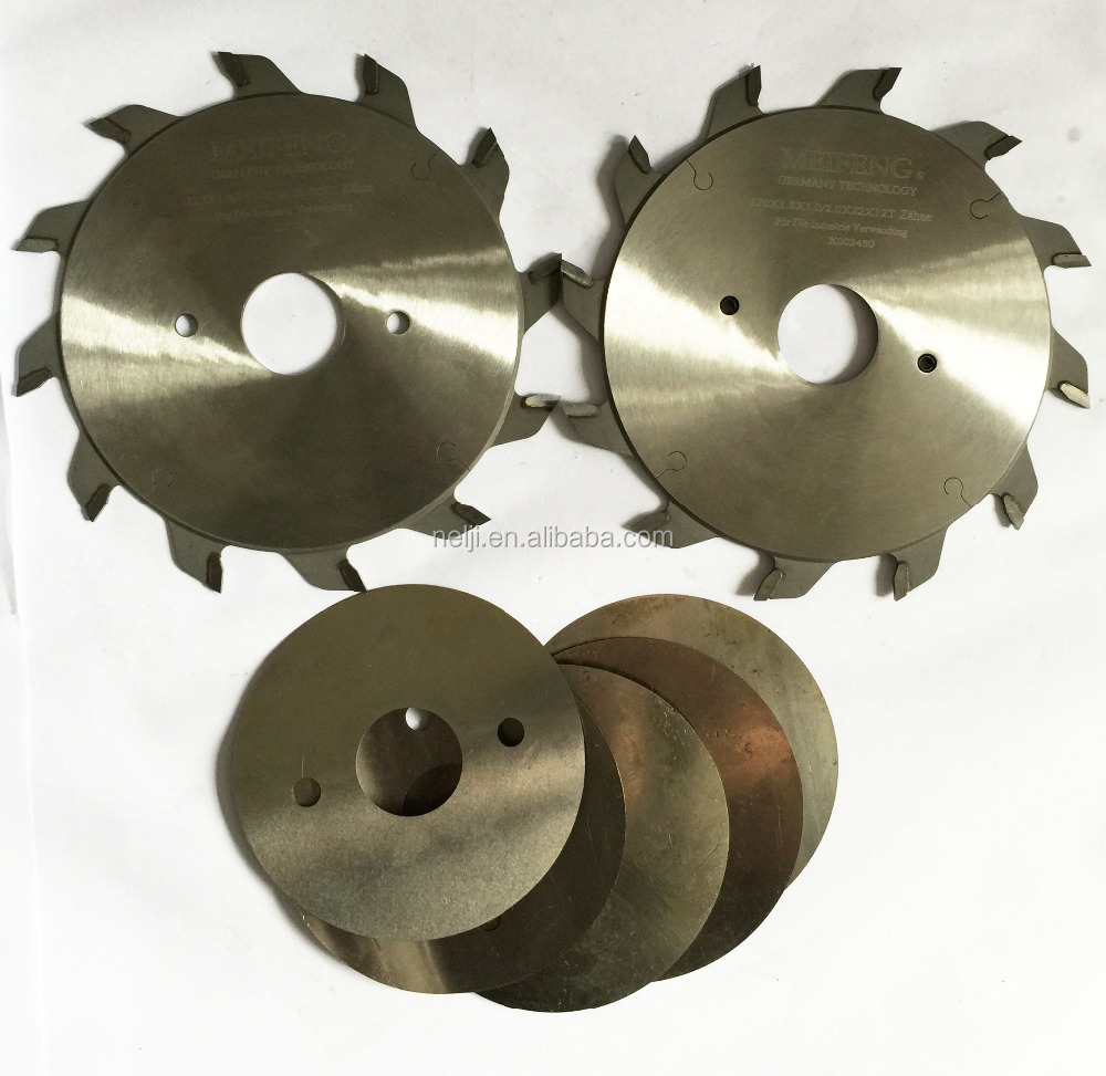 TCT CONICAL SCORING SAWBLADES FOR CUTTING WOOD / 2017 High Precision Low Price conical scoring sawblades