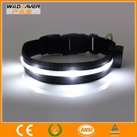 lashing Green LED light remote Dog Collar / usb flash drive/CE and ROHS are approval