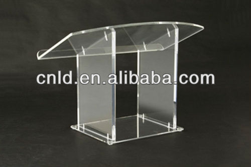 clear acrylic easel stand book holder