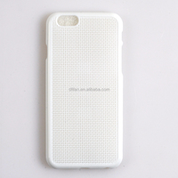 Hot Sale Dot view Cross stitch Tpu Phone Case For iphone5/5s Cellphone Case for Apple iphone