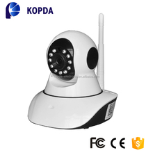 H.264 wireless hidden wifi ip camera P2P one key setting video push 3.6MM fixed lens IR distance:8~15mm