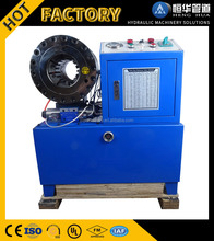 Factory directly sale Premier power Cable & hydraulic hose crimping machine with big discount