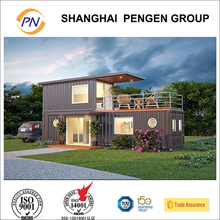 China Made Modern Shipping Container House/ Villa for sale
