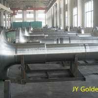 4140 Steel Shaft Finished Machine In