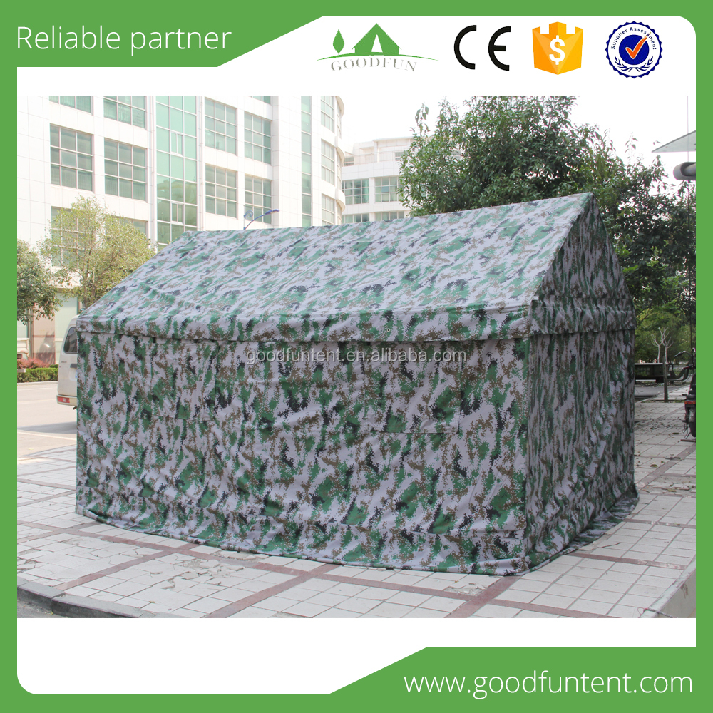 Waterproof oxford used military tents for sale with wall Cheap wall tents for sale