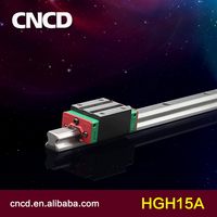 China hot sale metal drawer slide rail linear slide rail guide