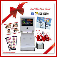 Hot Fun Product For 2013 Party Wedding Favor Foldable Photo Kiosk