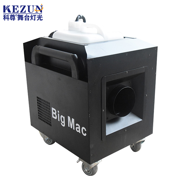 4000W dry ice light stage effect low fog machine heavy smoke machines