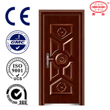 Custom color and Standard size used metal security doors