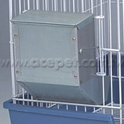 761 Metal Pet Feeder
