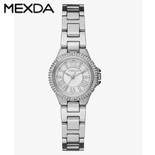 OEM high quality gold japan movt diamond quartz watch women lady stainless steel for sale