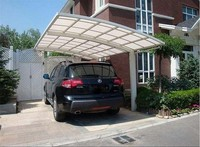 XINHAI car shelter, carport, car shed, carport roofing material