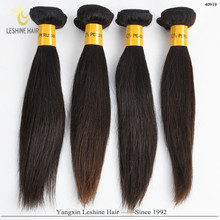 Good Feedback Factory Wholesale Price Big Discount High Quality Virgin Human virgin chinese remy hair