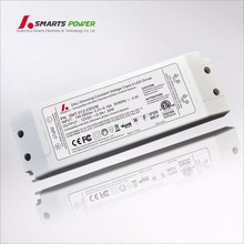 CE ETL ROHS listed 2.5a power supply 12v 30w 0-10v dimmable led driver