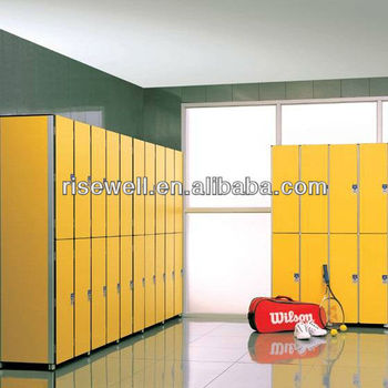 hospital public differential lockers