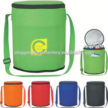 New design insulated ice cream carrier bag
