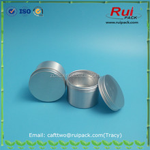 60g Aluminum Jar High Quality face mask container