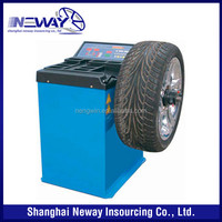 New arrival best price alignment and wheel balancing machine