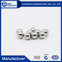 China manufacture AISI420 19.05mm 3/4inch bearing stainless steel ball
