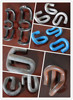 Manufacturer of Railway equipments/SUYU elastic rail clip