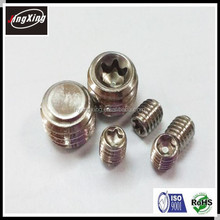 Customized torx head security set screw