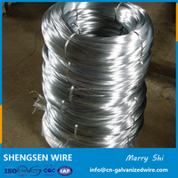 cheap price galvanized tying wire factory uesd for construction