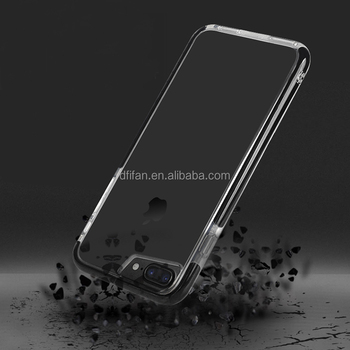 DFIFAN 2017 superior phone accessories for iphone 7 case tpu, exclusive sale bumper mobile case cover for iphone 7