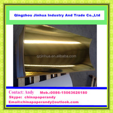 JH Series Wholesale PET Metallized Laminated Paper For Sale