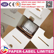 Compatible Brother Labels DK-22205 DK-2205 DK-205 dk22205 62X30.48m shipping Address label( with Reusable Frame and small box)