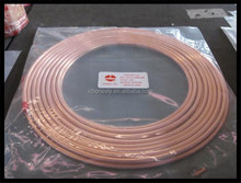 Customized 1 inch and 3/4 inch soft copper tubing factory price