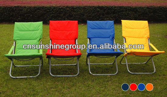 Garden furnitures factory zhejiang , outdoor garden chairs, folding sun chair