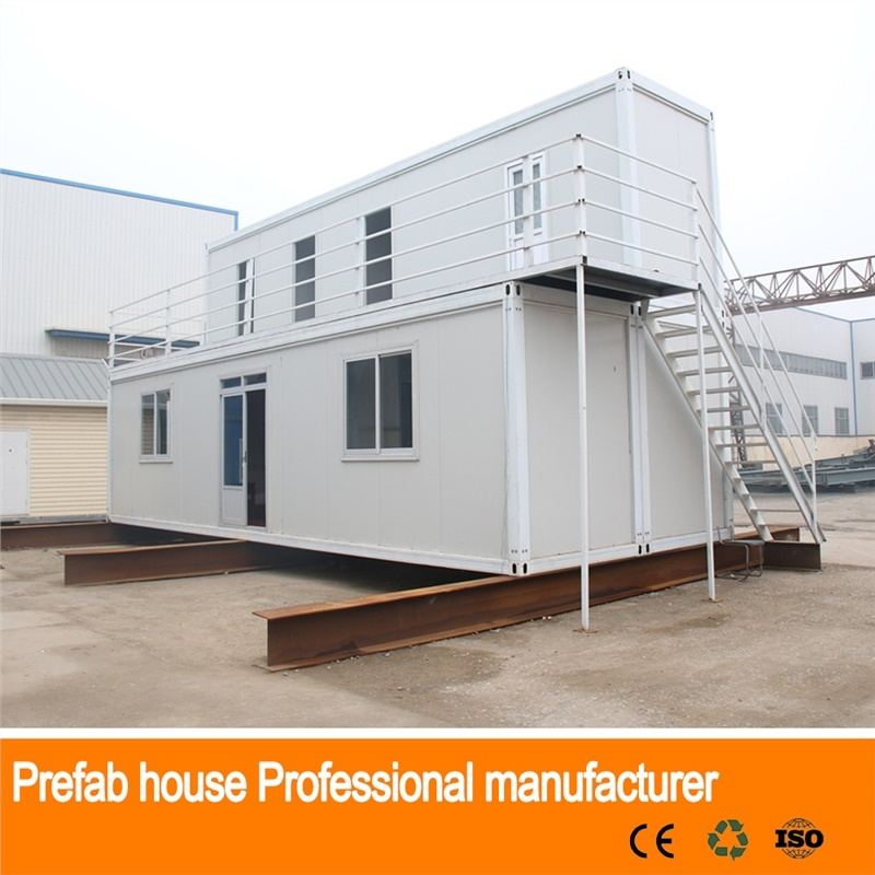 economical frame prefab equipment  office built in furniture