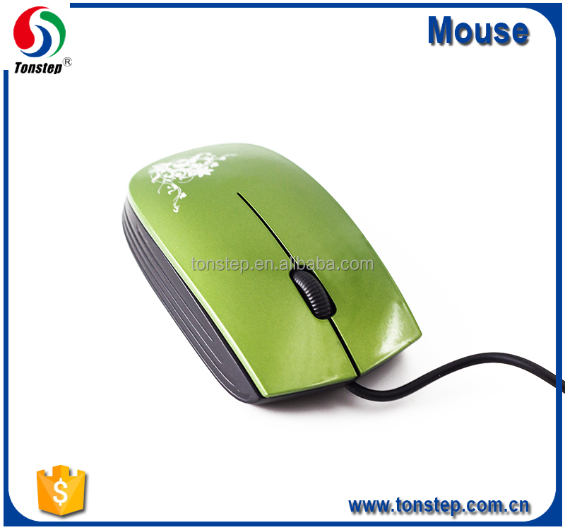 high quality hot sale mini optical 3D USB plastic material computer mouse for pc and laptop