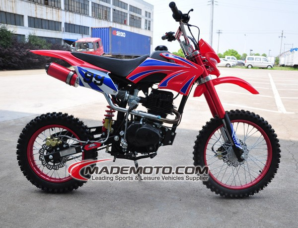 Sales Promotion 150cc Dirt Bike/Motocross with Fast Speed