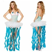 jellyfish sexy animal party hallowmas cosplay women costume LQZ-V6883