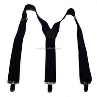 Customized best sell clip garter suspenders leggings