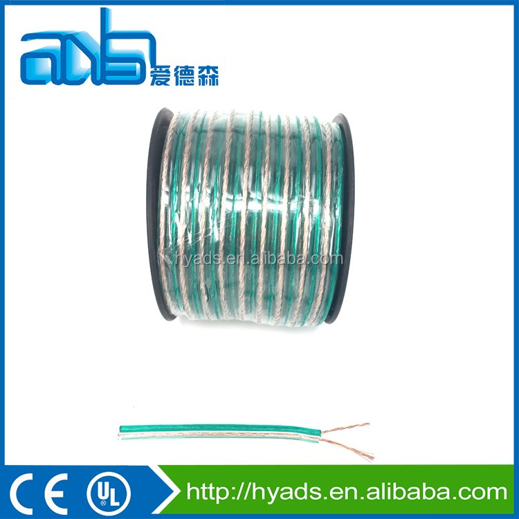 Nice Solid Copper Speaker Wire Contemporary - Electrical Circuit ...