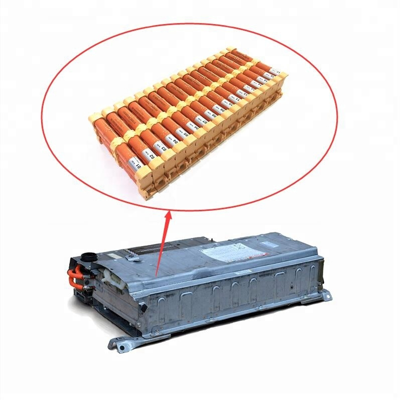 3 years warranty Nimh 14.4v 6500mah hybrid car Cylindrical <strong>battery</strong> replacement for nissan altima 2008 leaf <strong>battery</strong> module