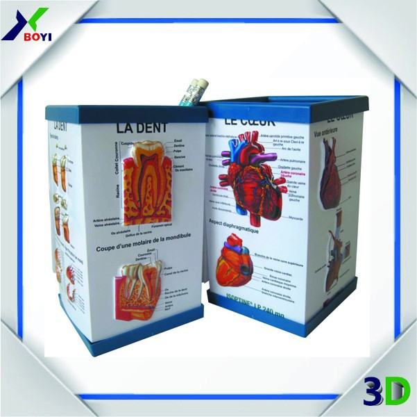 Medicine Promotion Gift for Doctor plastic pen holder